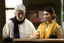 Shweta Bachchan to make debut with father Amitabh