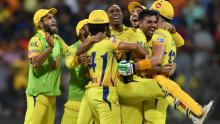 Du Plessis powers Chennai into IPL final