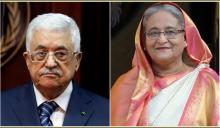 PM inquires about Mahmud Abbas's health