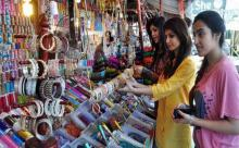 Eid markets see special security arrangements