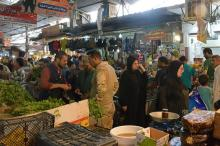 Ramadan spirit back in IS-free Mosul in Iraq