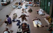 Severe heatwave hits Pakistan's Karachi