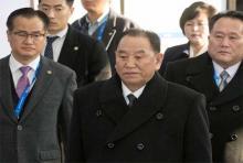 Top N. Korea general at Beijing airport en route to US