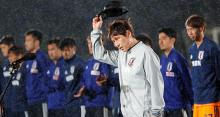 Japan announced WC squad