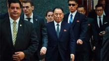 Top North Korean official, Pompeo meet to discuss summit