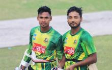 Abul replaces Mustafiz for Afghan T20s
