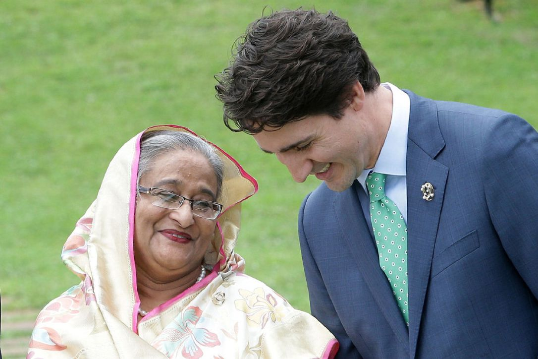 PM invited to G7 Summit in Canada