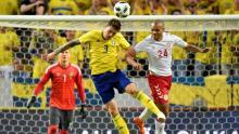 Denmark hold Sweden to goalless draw