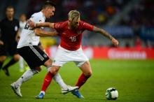 Austria beat Germany after 32 years