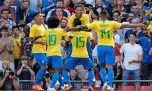 Neymar shines as Brazil beats Croatia