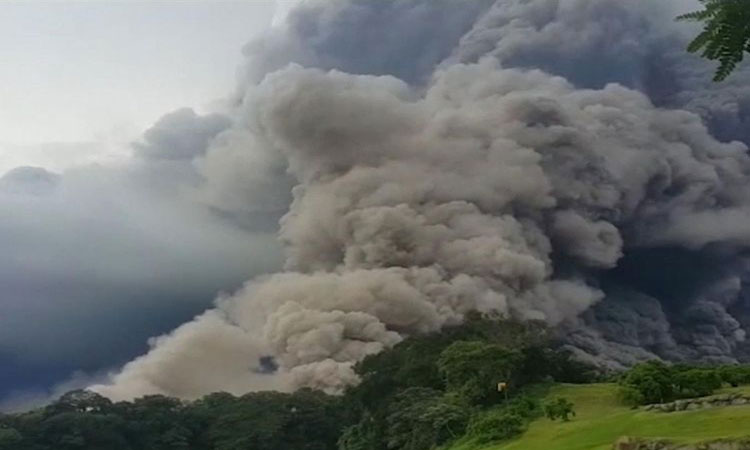 Guatemala volcano: Death toll rises to 65