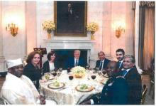 BD envoy attends Iftar at White House