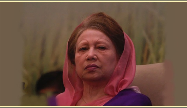 'Khaleda suffered mild stroke on June 5'