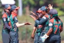 Bangladesh eves barge into Asia Cup final