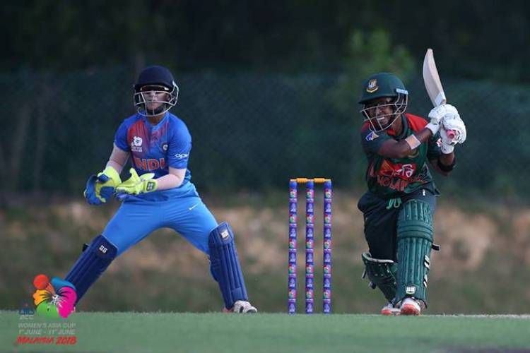 Tigresses need 113 to win Asia Cup final