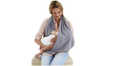Breastfeeding benefits for mom, baby