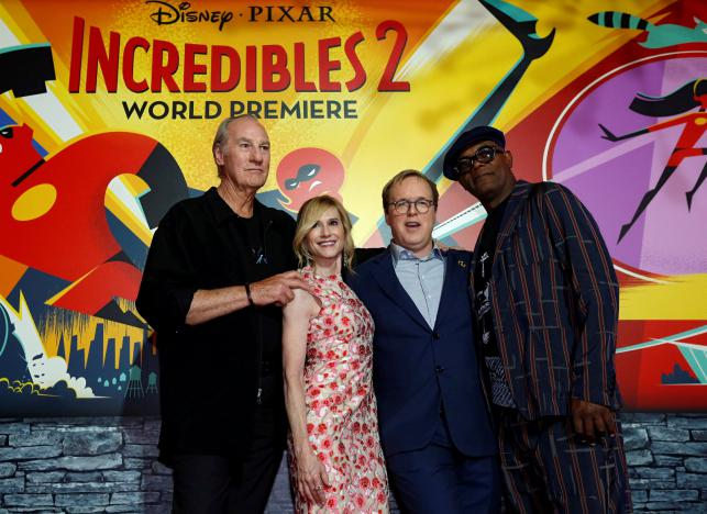 'Incredibles 2' to break more records for Disney