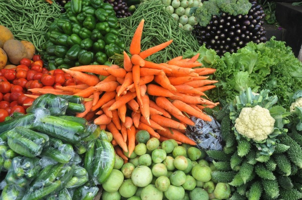 Global warming will make veggies harder to find: Study