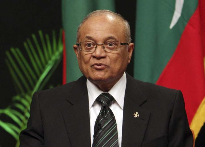 Maldives ex-president jailed for 19 months