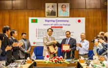 Japan to provide Tk 15,326 crore for 6 projects
