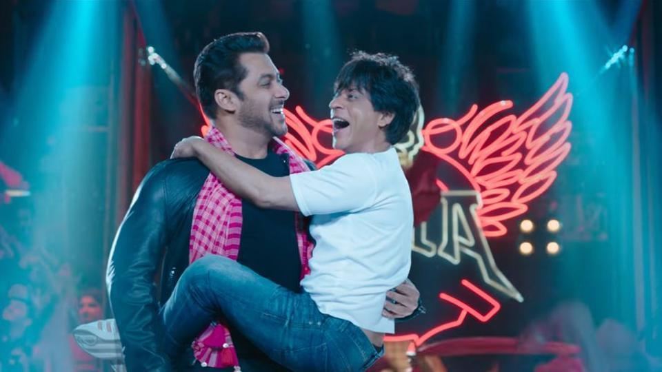 Dwarf Shah Rukh, Salman bring biggest film of the year