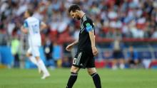 Messi misses penalty as Iceland hold Argentina to 1-1 draw
