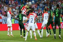 Modric penalty secures 2-0 win for Croatia against Nigeria