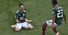 World Cup holders Germany crash to Mexico defeat
