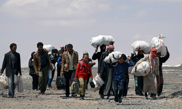Record 68.5 million people displaced worldwide: UN