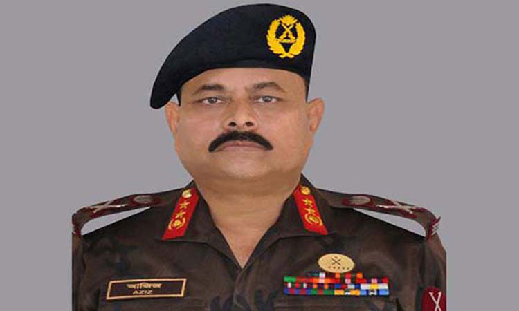 Aziz Ahmed made new Army Chief