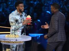 'Black Panther' and 'Stranger Things' win MTV Awards
