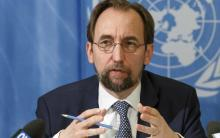 UN rights chief condemns migrant family separations at US border