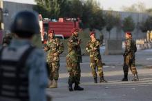 Taliban attacks kill 30 Afghan security forces