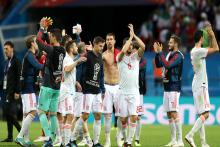 Costa nets lucky goal as Spain beat Iran