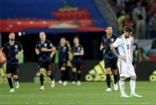 Croatia qualify as Argentina humbled 3-0 in World Cup