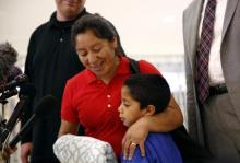 Plans unclear for reuniting separated immigrant children