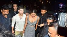 Nick Jonas travels to India with Priyanka Chopra