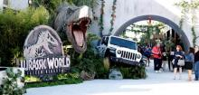 'Jurassic World: Fallen Kingdom' rules box office with $150m opening