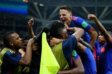 Clinical Colombia send Poles packing