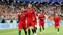 Portugal advances to knockout round
