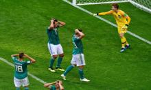 Champions Germany crash out of World Cup at group stage