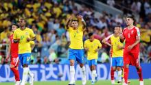 Brazil beat Serbia 2-0, qualify for 2nd round