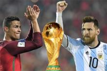Messi, Ronaldo gear up for World Cup knockout phase