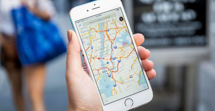 Apple Maps is getting a complete redesign