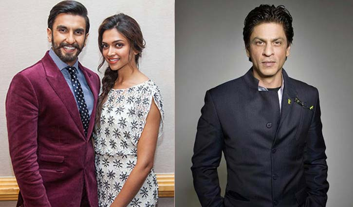 Shah Rukh likely to join Deepika's wedding in Italy