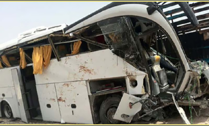 6 Bangladeshis killed in Jeddah Road crash