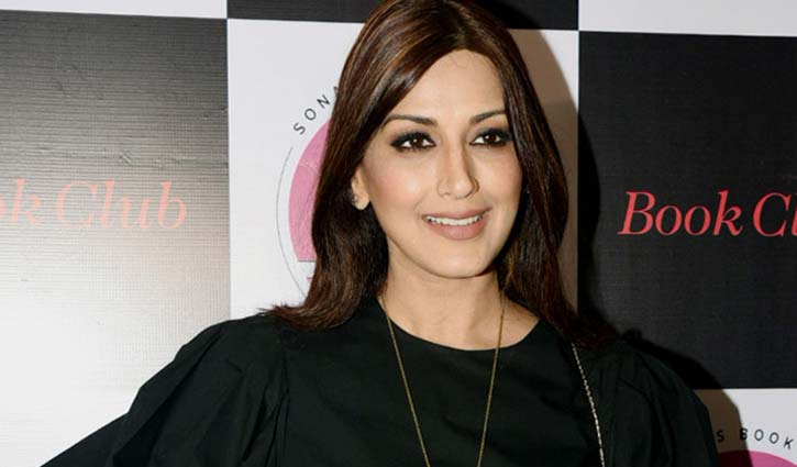 Bollywood's Sonali Bendre fighting cancer