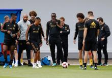 Belgium 'as ready as they'll ever be' for Brazil