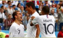 France beat Uruguay 2-0 to reach World Cup semi-finals