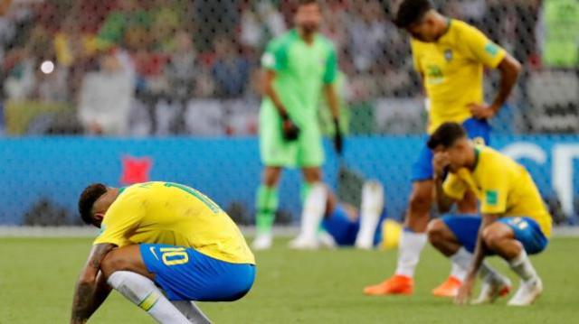Another WC ends in agony for Neymar, Brazil